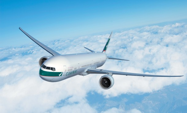 All Photos ©Erik Hildebrandt/MachPOD   CATHAY PACIFIC / Boeing 777  Exclusively for McCann Erickson HK