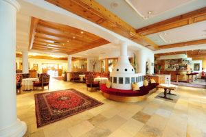 Alpenhotel Kindl loby